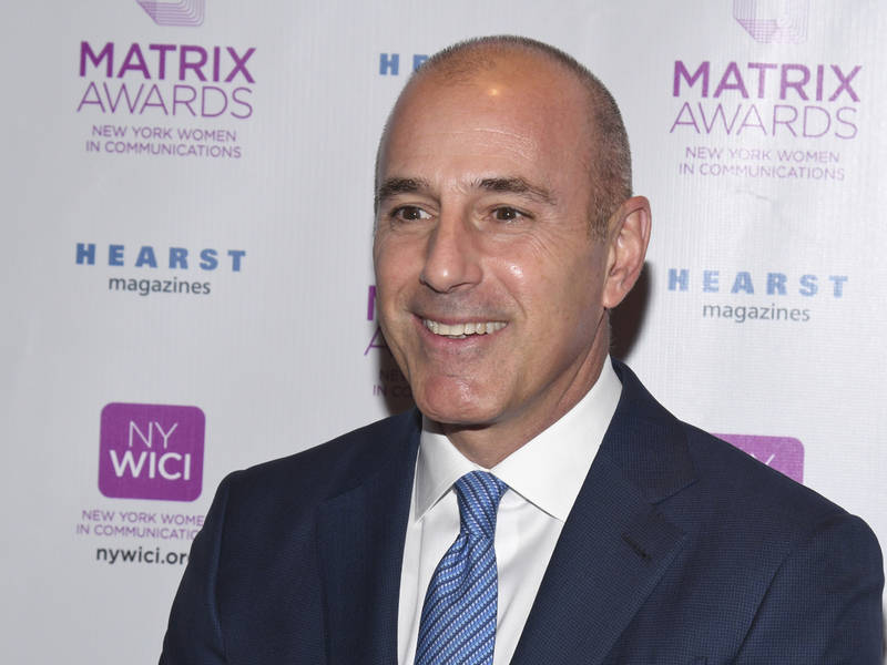 NBC News Will Not Give Matt Lauer A $30M Payout: CNN