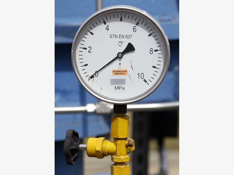 Natural Gas Contractor Replacing Some Aberdeen Meters