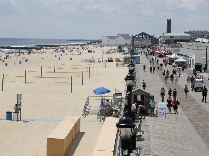 Asbury Park Seeking Bids To Upgrade Boardwalk