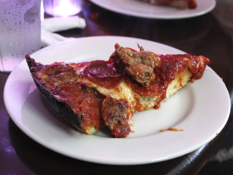 Best Pizza In The Us Which Chicago Pizzerias Made Cut