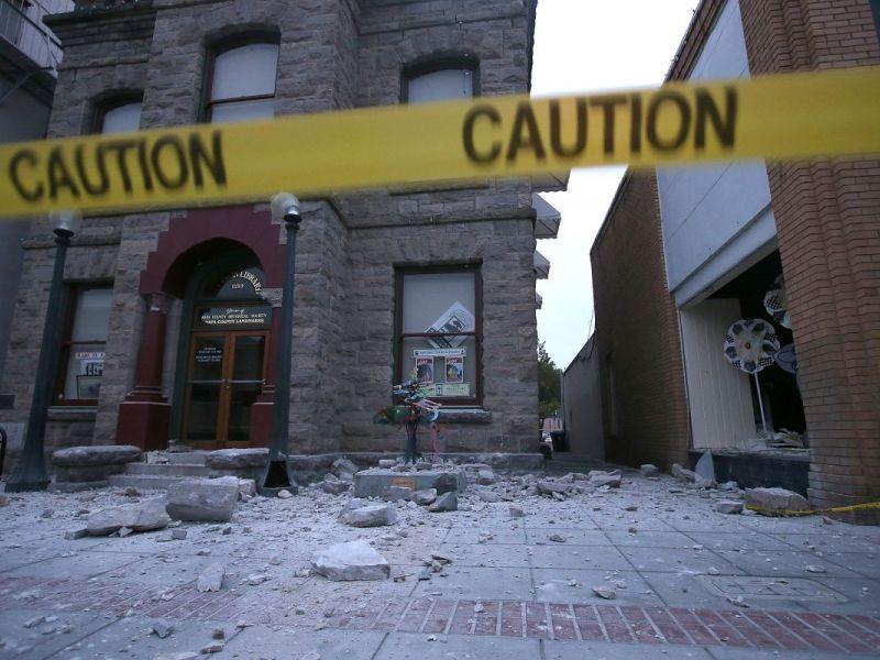 2017 Earthquake Forecast Highlights Californiau0027s Risk 2017
