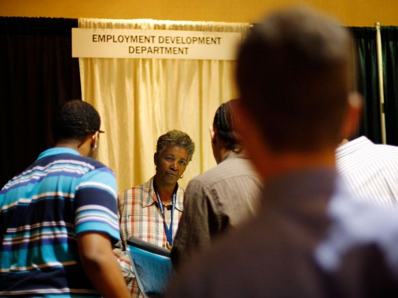 Burlingame Hillsborough Unemployment Rates Remain Among