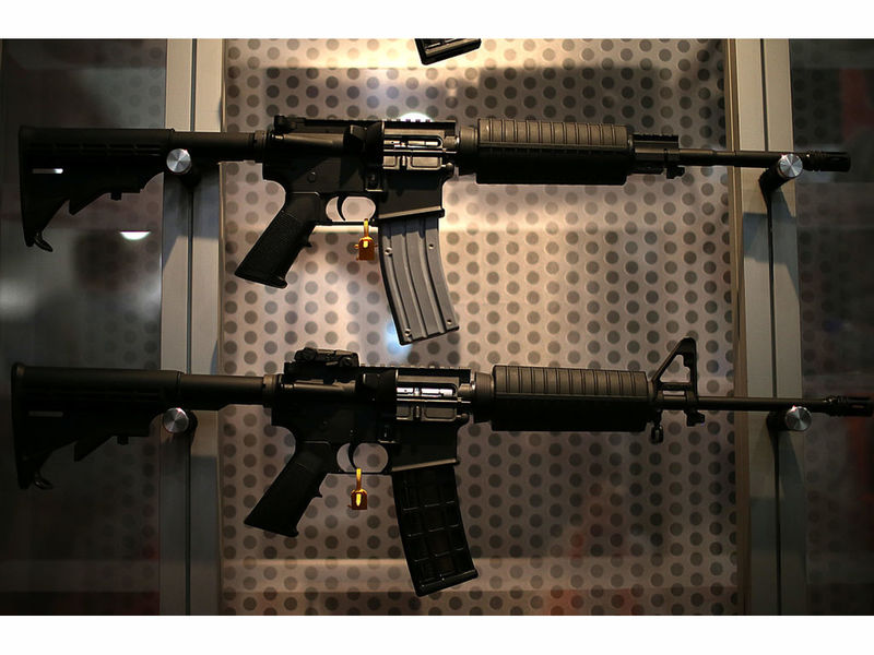 Get A Roof Get A Gun Alabama Company Offers Free Rifle