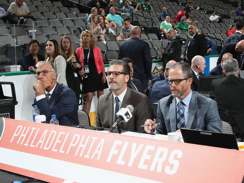 Flyers Fire Assistant GM Assistant Coach But Keep