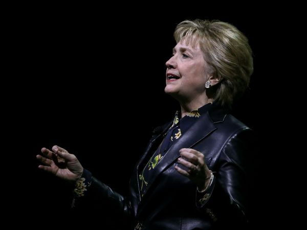 Hillary Clinton To Headline Lincoln Center 'Women In The World' Summit