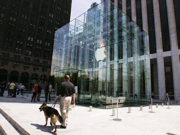 Apple to Dismantle Iconic Glass Cube at Fifth Avenue Store