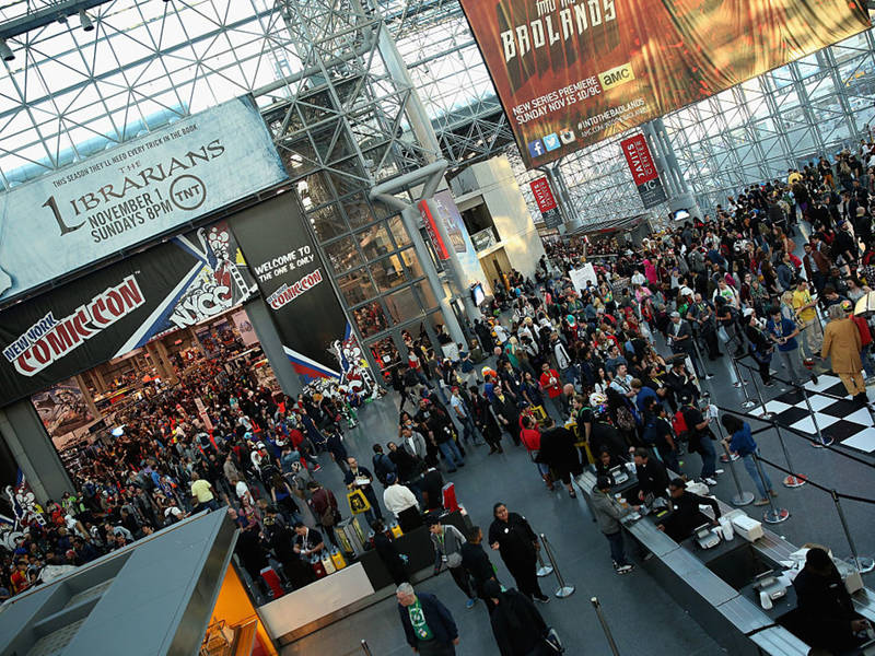 New York Comic Con 2017 Guide: Event Schedule, Tickets, Convention ...