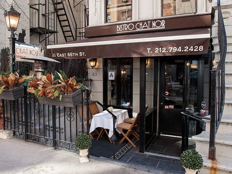 French Restaurant Upper West Side