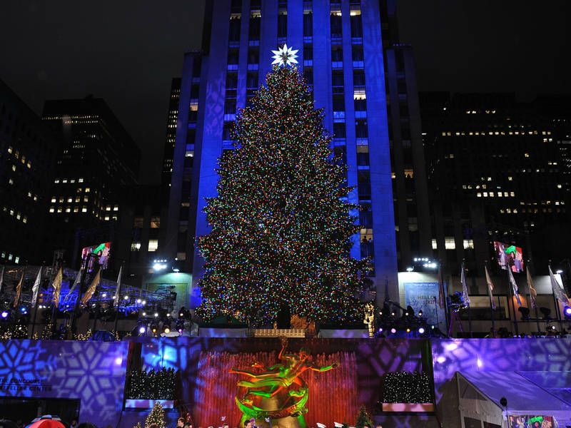 Rockefeller Center Tree Lighting 2018: How To Watch, Performers | Midtown Manhattan, NY Patch