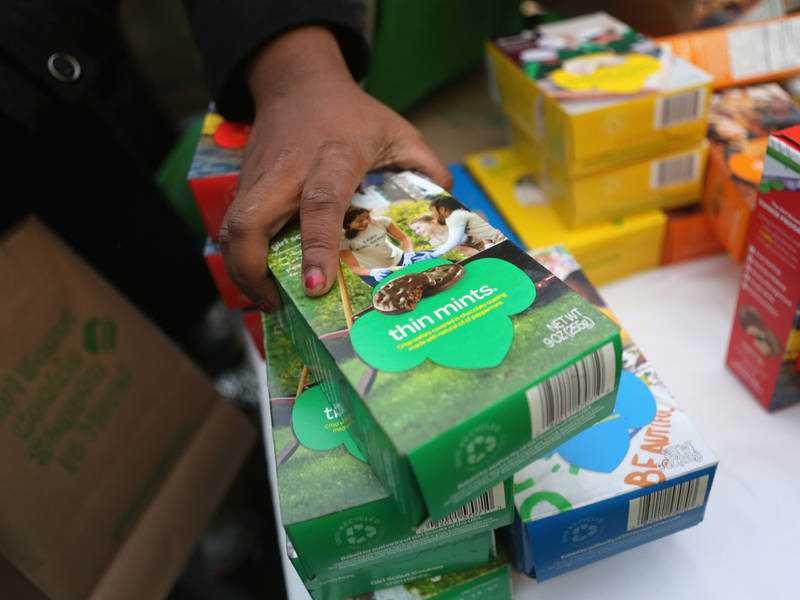 Girl Scout Cookies: Where To Buy In/Near Princeton