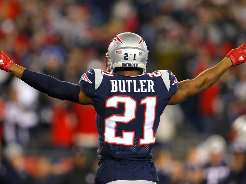 Malcolm Butler Leaves New England Patriots Report