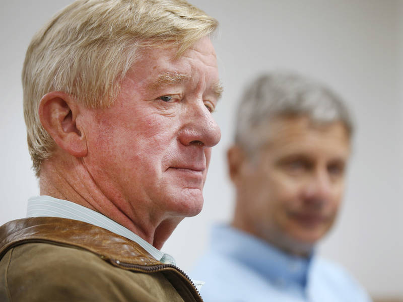 Bill Weld To Challenge 'Simply Too Unstable' President Trump