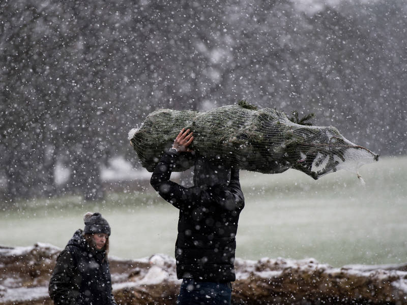 Gettyimages Chances Of White Christmas In Reston Forecast