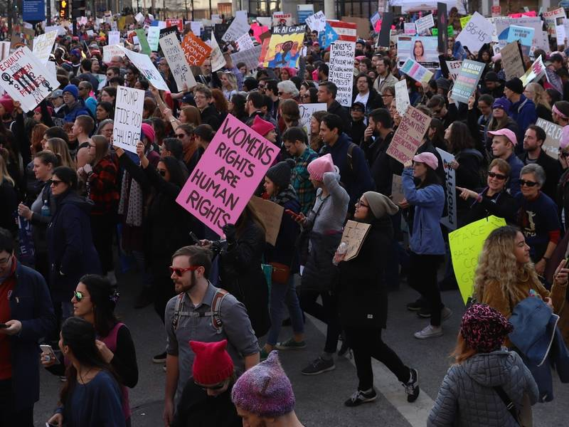2019 Women's March On Washington: Start Time, Other Info