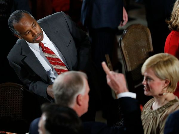 Ben Carson Confirmed as Secretary of HUD