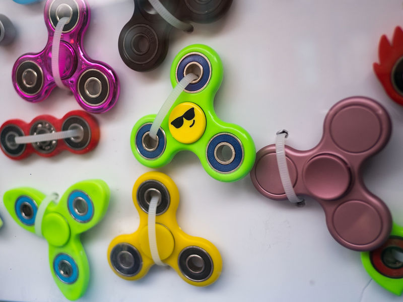 fidget spinners are taking over the world but why across