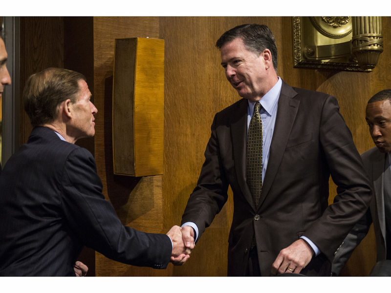 James Comey\'s Testimony: Trump Demanded Loyalty, Wanted Flynn Probe ...