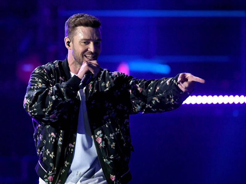 Justin Timberlake Reschedules Anaheim Concert