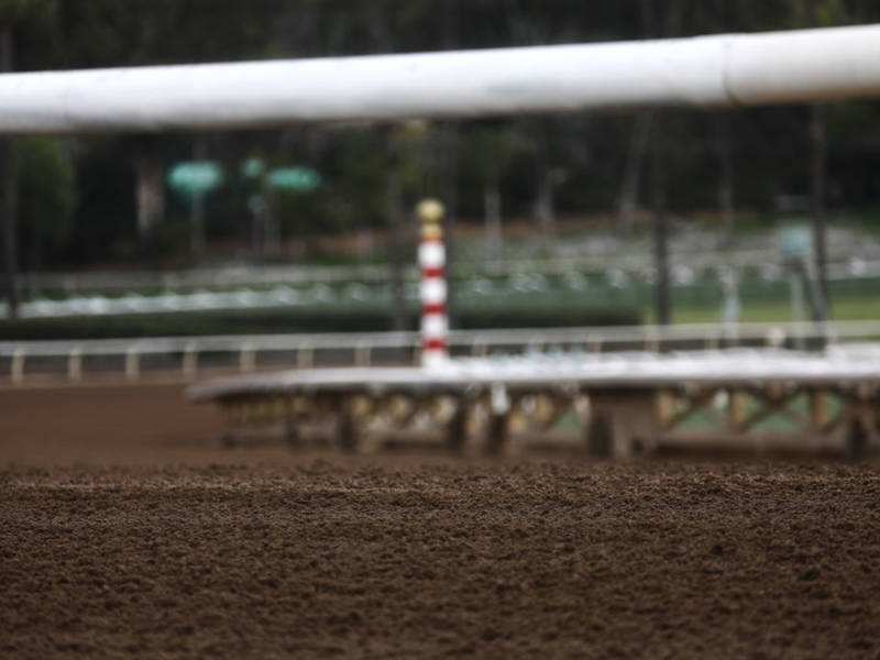 Santa Anita Race Track Set To Reopen Later This Month