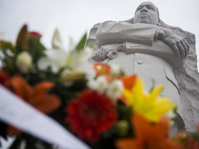 Houston And Harris County Offices Closed On MLK Day