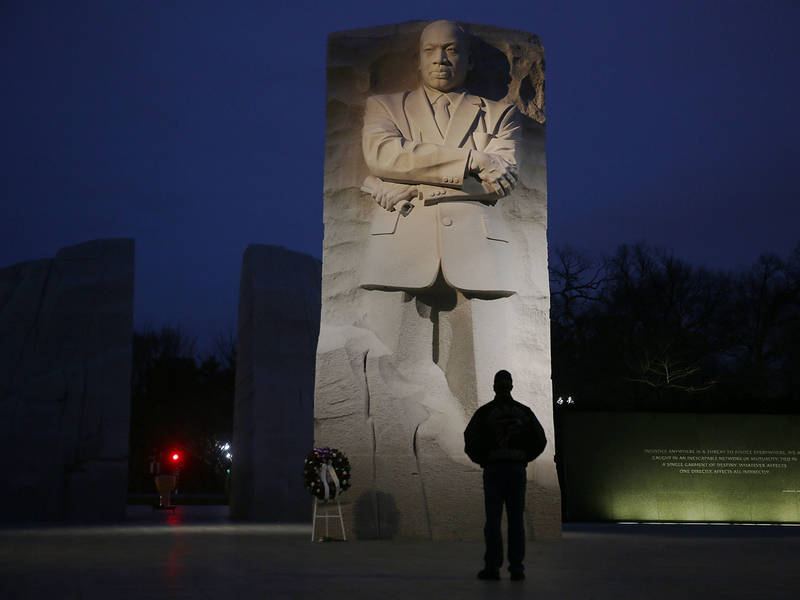City, Fort Bend County Offices Closed To Honor MLK Jr.