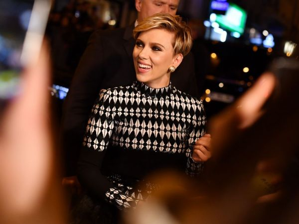 This Question Prompted Scarlett Johansson to Take Self-Defense Classes