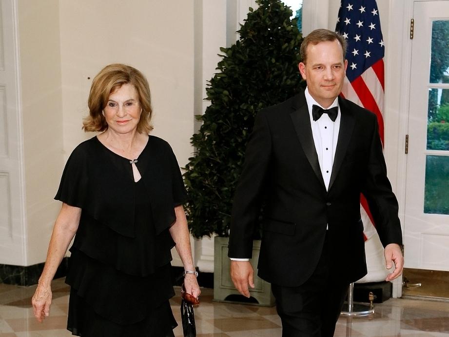 Trump Megadonors Contract Coronavirus, Joining Fellow Billionaire