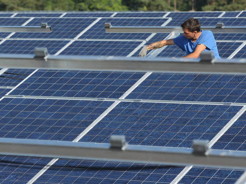 Stuy Town To Install Solar Panels