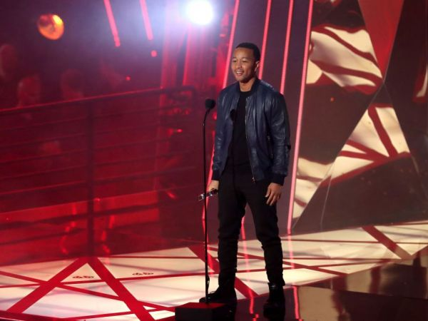 Man charged with stealing John Legend's bag with £20000 cufflinks inside