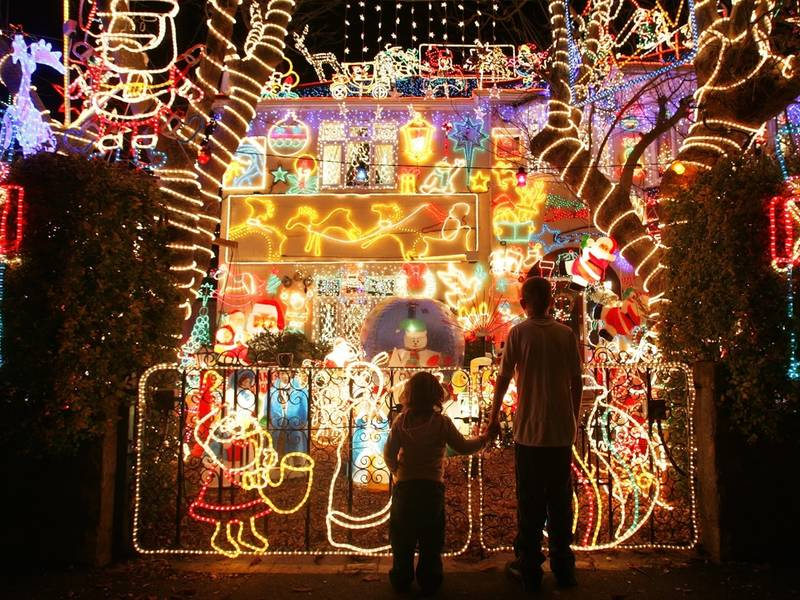 Best Christmas Light Displays In The Puget Sound | Seattle, WA Patch