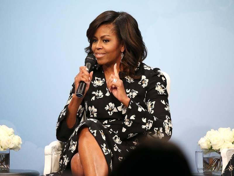 Michelle Obama's Book Tour Is Coming To Washington