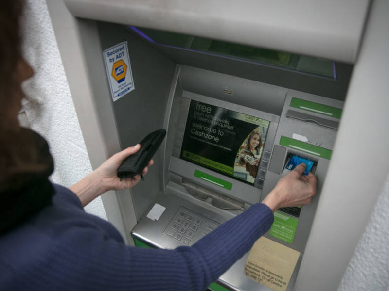 skimming device found on atm in bailey u0026 39 s crossroads