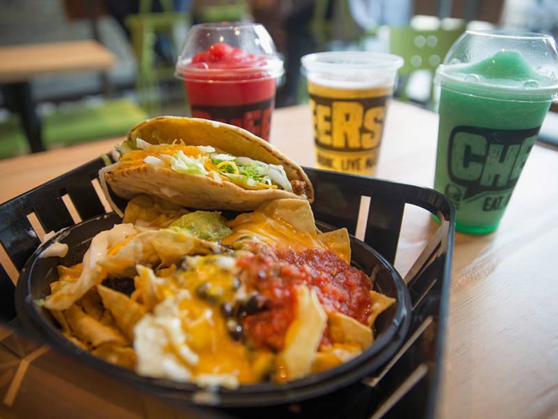 Taco Bell Restaurants In Nyc