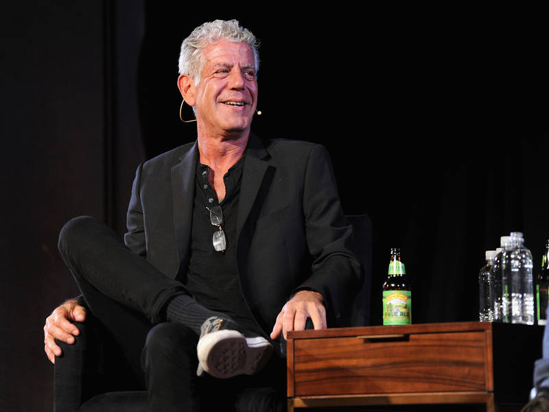 Anthony Bourdain Cnn Star Chef And Storyteller Dead In Suicide