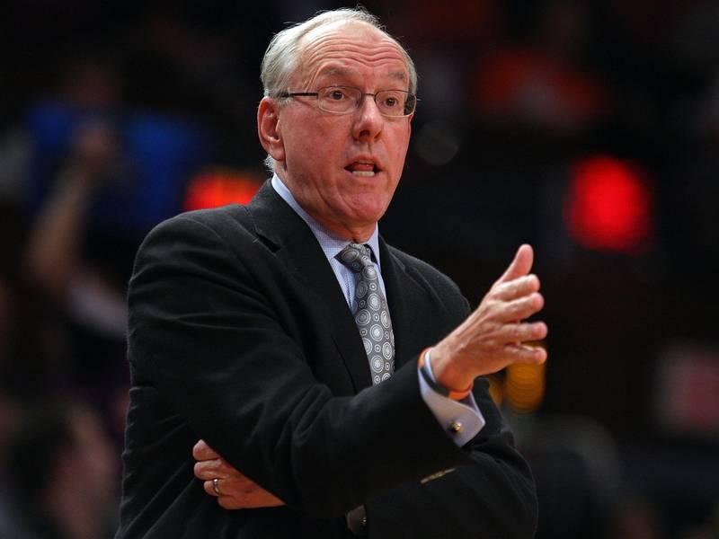 Syracuse Basketball Coach Jim Boeheim Hits Kills Pedestrian Cop