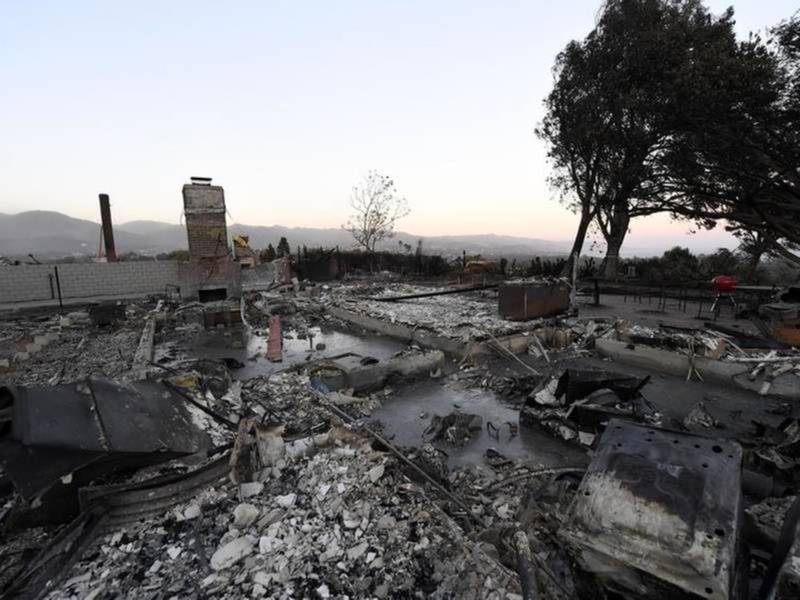 Deadlines Approaching For Woolsey Fire Assistance