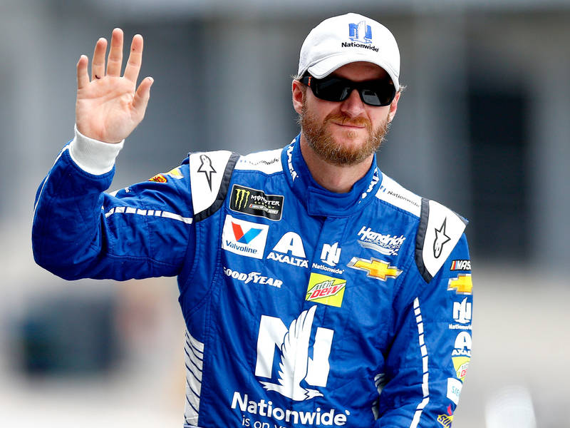 Dale Earnhardt Jr Will Kick Off Brickyard 400 As Pace Car
