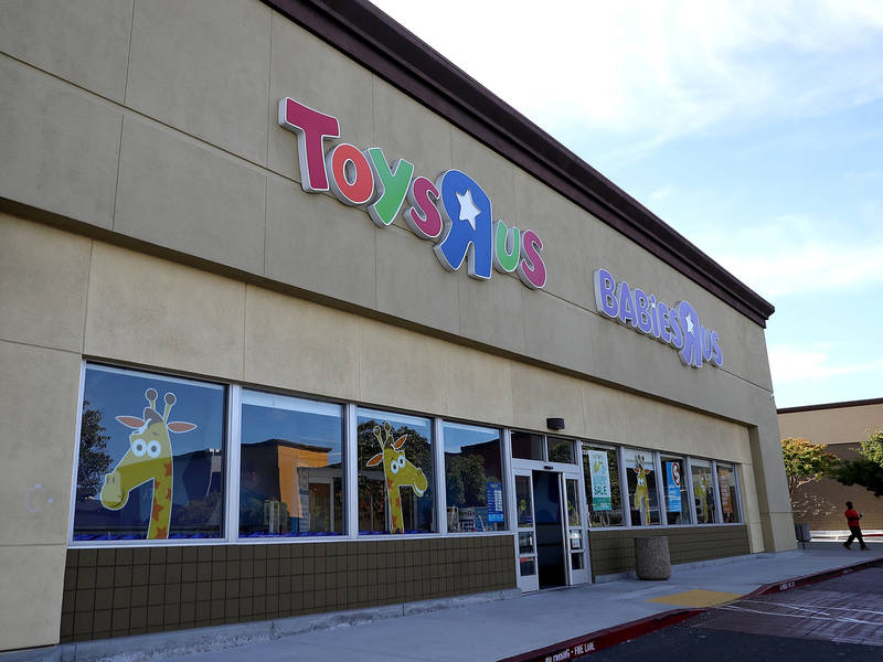 Search job openings at Toys