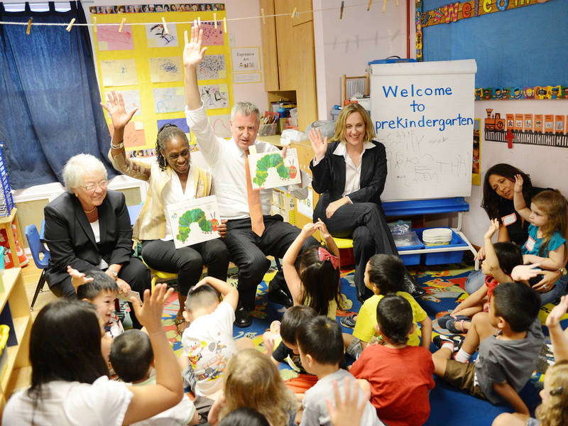 Nyc Pre Kindergarten Applications Now Open New York City