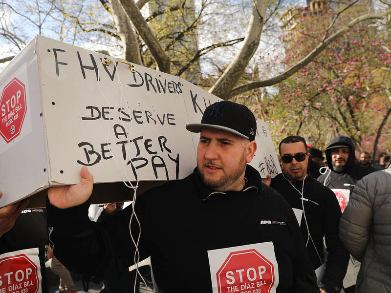 4b6b4b0c5ab NYC Lawmakers Take Aim At Uber — Again