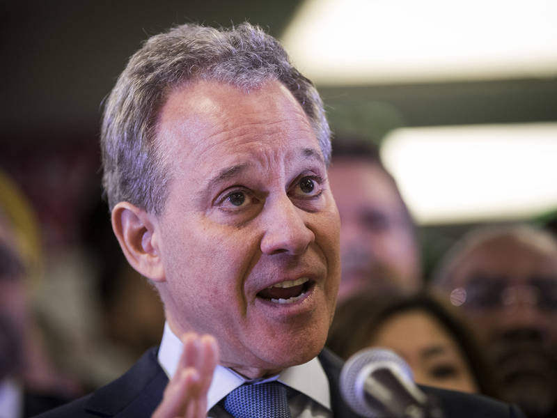 Eric Schneiderman's #MeToo Ouster Could Mean Revolution For Women