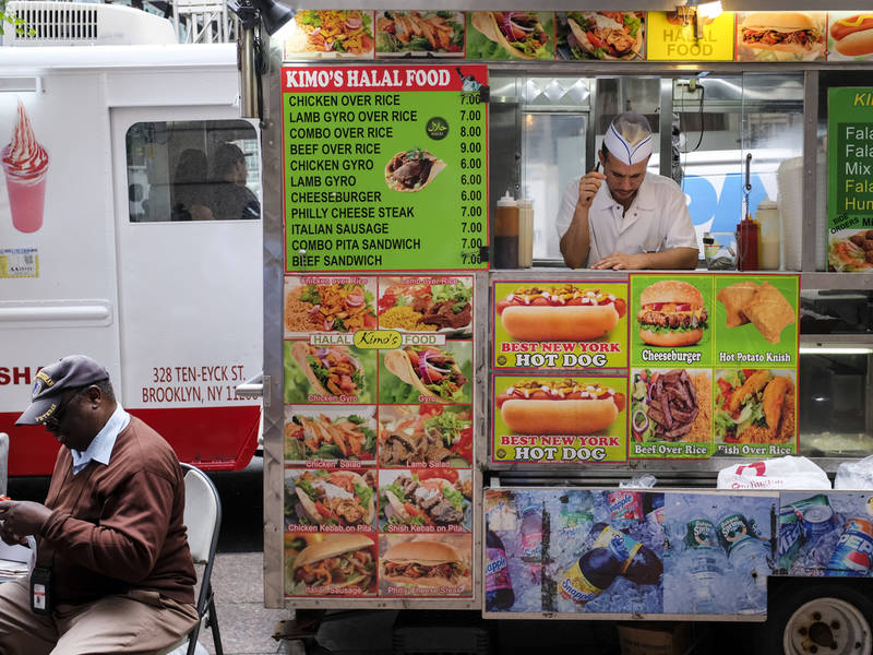Nyc Food Carts Will Soon Get Grades Like Restaurants New York City