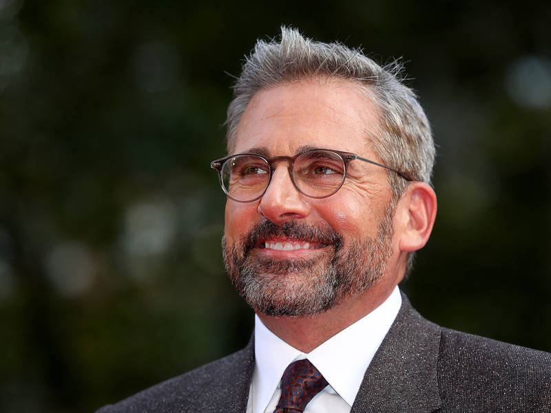 Steve Carrell Surprised With His 'Dream' Chicago Smorgasbord