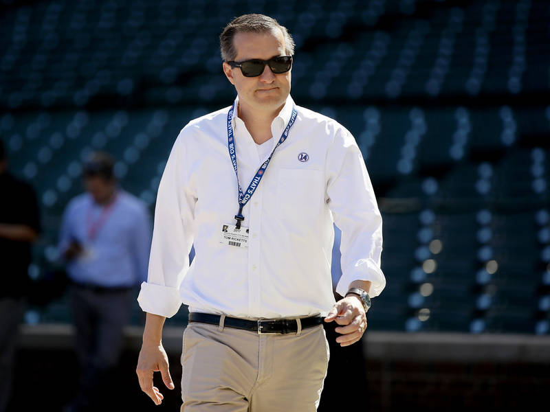 Cubs Meet With Muslim Leaders After Joe Ricketts' Leaked Emails