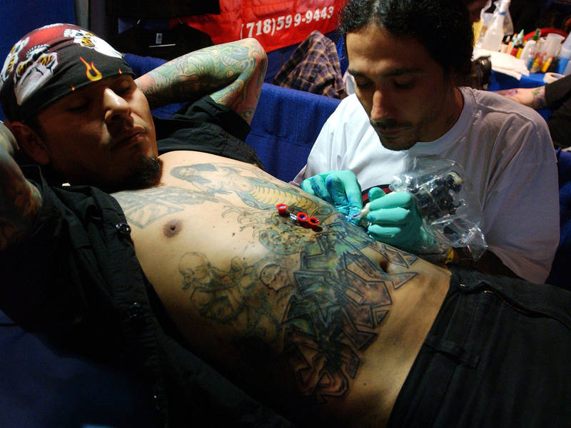 Earth day fun a global tattoo show queens events this for Fun in nyc this weekend