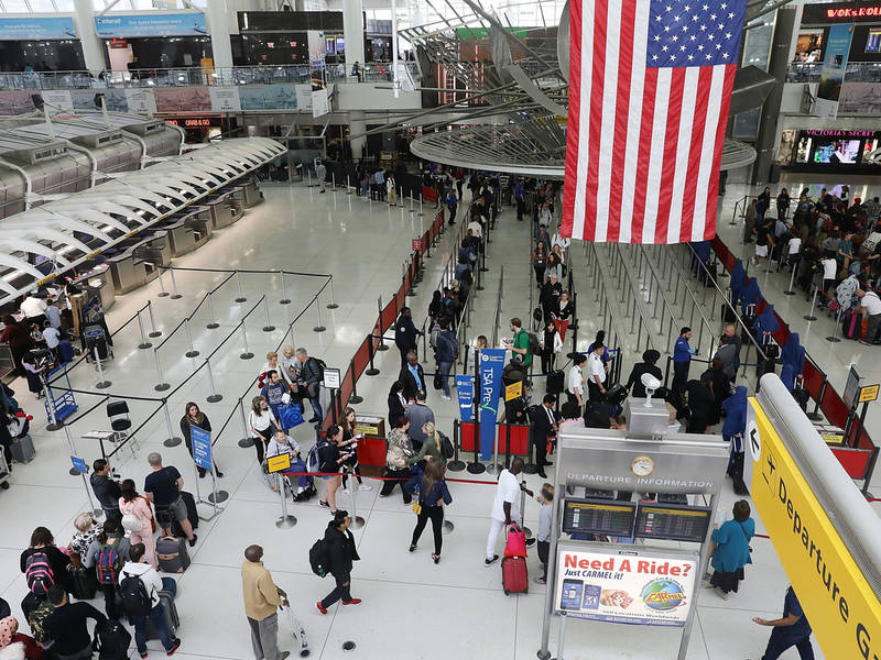 Airport Travel Ban In Ny
