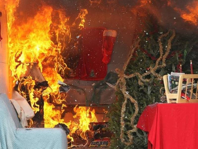 Christmas Tree Safety Tips How To Prevent Fires Icymi Silver