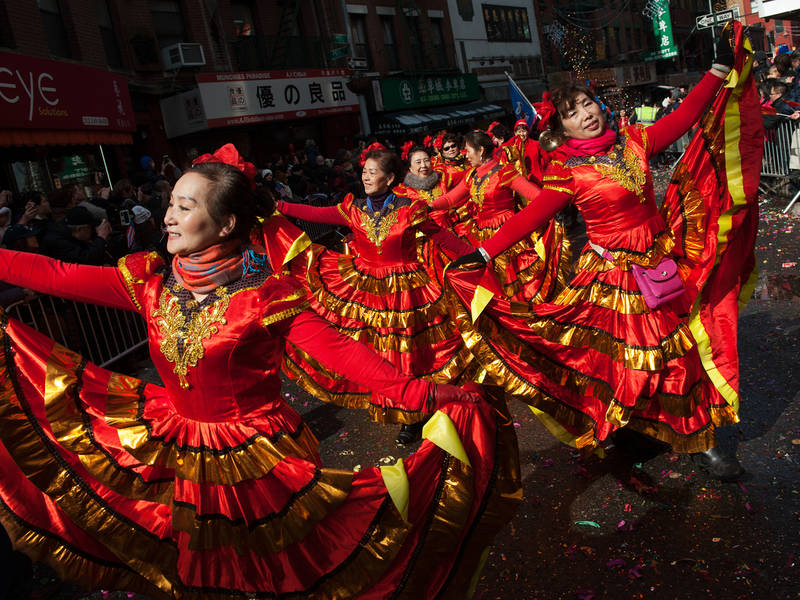 Chinatown Lunar New Year Parade: Time, Route, Street Closures