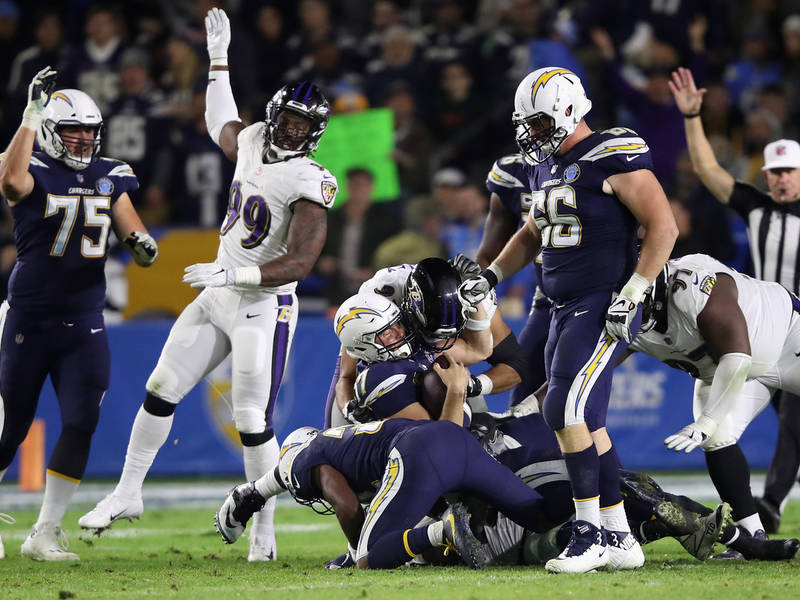 Ravens-Chargers AFC Wild Card Game  What You Need To Know ... d54267e3d
