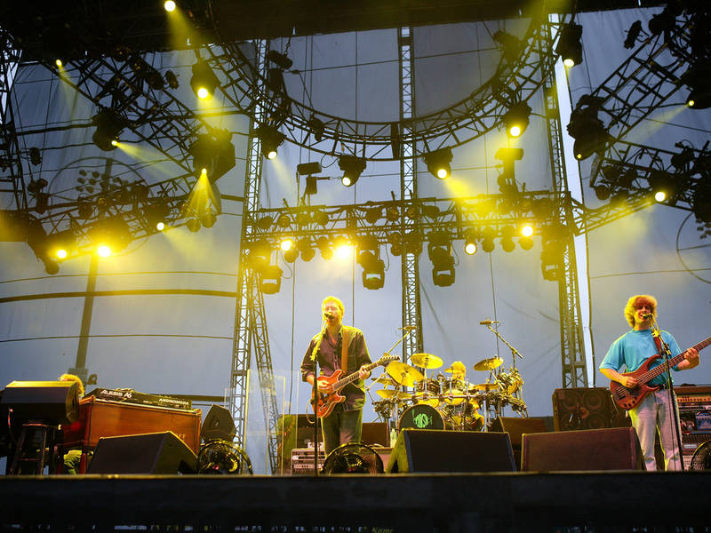 Phish Coming To Merriweather For Summer Tour Stop